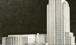 Rendering of Capitol Building
