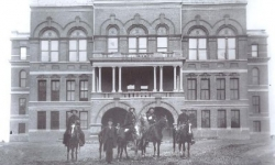 Old Capitol building 1883